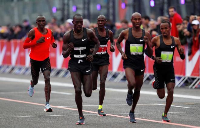 Las 'trampas' de un maratón histórico | Deportes Home | EL MUNDO