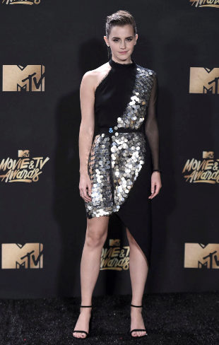Emma Watson - MTV Movie & TV Awards