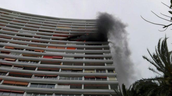 Urbanismo investiga la seguridad contra incendios de la - Alicante urbanismo ...