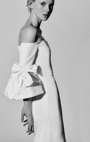 Vestido de novia de Carolina Herrera
