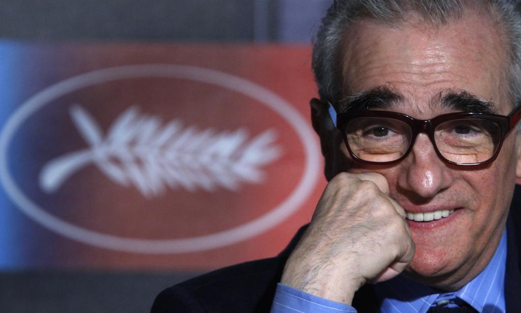 El cineasta Martin Scorsese.