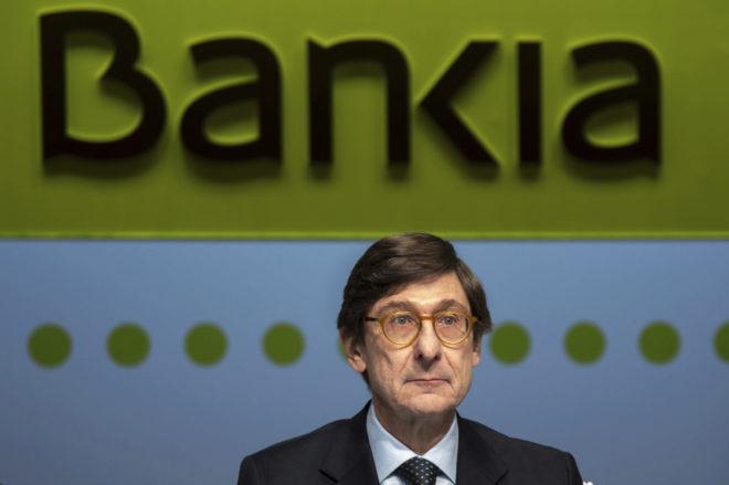 Cinco años de la nacionalización de Bankia