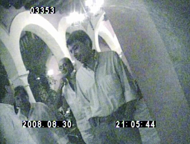 González fue grabado por un detective durante su viaje oficial a...