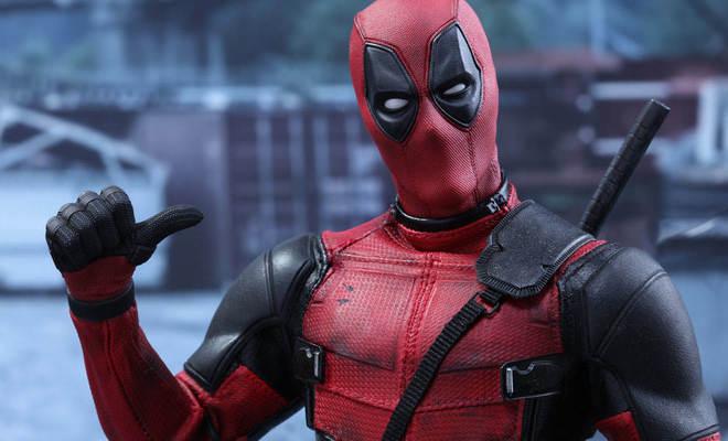 Imagen de la película 'Deadpool'.