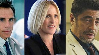 Ben Stiller, Patricia Arquette y Benicio del Toro.