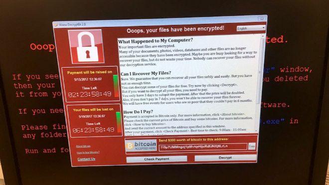 El virus WannaCry pone en alerta a los ministerios de Interior y de Hacienda