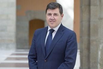 El hasta ahora viceconsejero de Medio Ambiente de la Comunidad de Madrid, Miguel Ángel Ruiz.