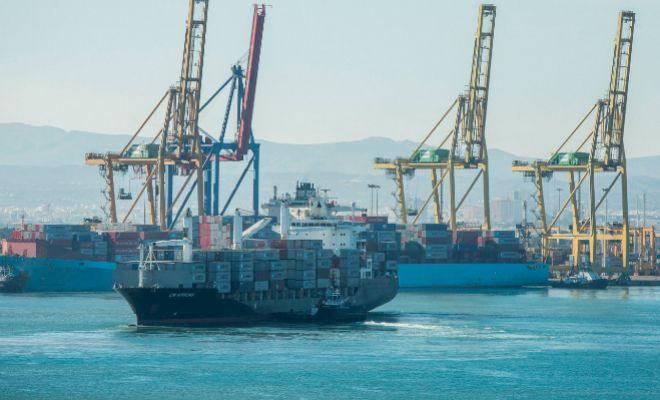 El ritmo de trabajo de la estiba baja un 20 en el puerto de valencia comunidad valenciana - Trabajo en el puerto ...