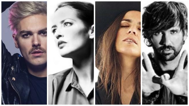 Miss Caffeina, Vega, Bebe y David Otero, protagonistas de la nueva edición de '43 Live The Roof'