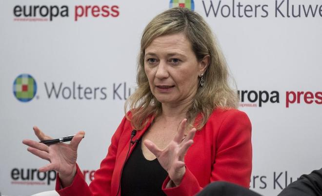 La magistrada y ex diputada de Podemos Victoria Rosell.