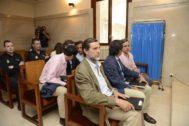 Los hijos de Ruiz-Mateos, este miércoles en el banquillo.