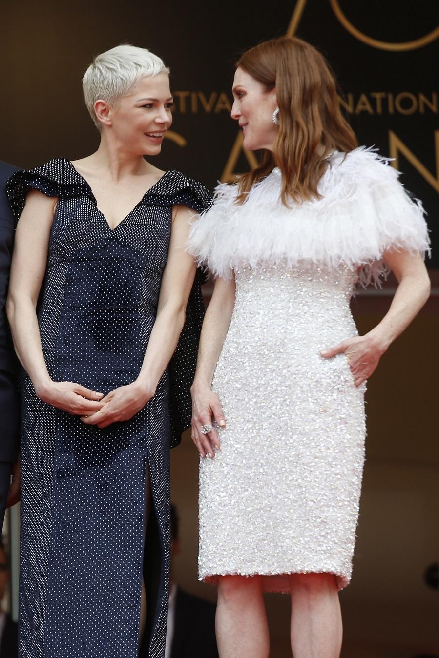 En el estreno de su película Wonderstruck Julianne Moore ha vuelto...