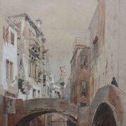 Eugenio Lucas: acuarela, dibujo y 'gouache' en el Lázaro Galdiano