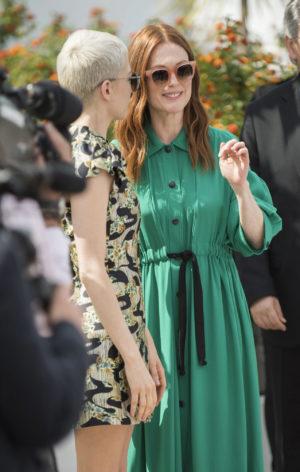 Cannes 2017: los primeros 'looks' de Julianne Moore y...