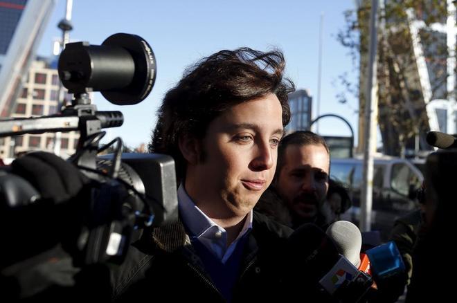 Anulan la condena por calumnias al 'pequeño Nicolás' por acusar al CNI de espiarle