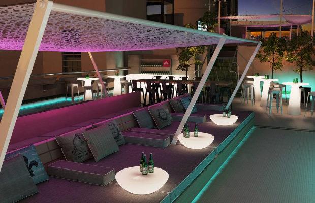 Top Restaurantes Terrazas Con Vistas De Madrid Metropoli
