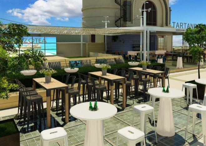Top restaurantes 2014 terrazas con vistas de madrid for Restaurantes con terraza madrid