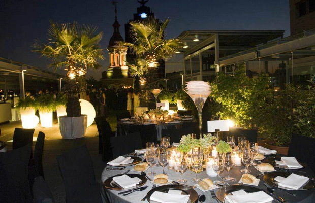 Top restaurantes 2014 terrazas con vistas de madrid for Casa de granada terraza madrid