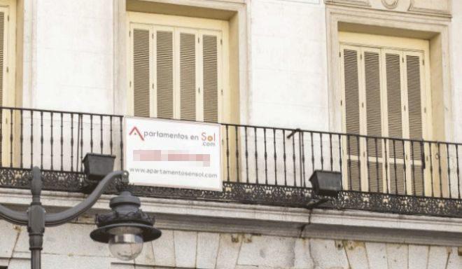 El desaf o de los pisos tur sticos en el centro de madrid for Piso turistico madrid