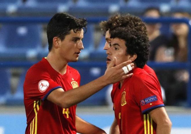 España sub'17, campeona en la agonía