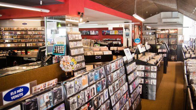 Las 10 mejores tiendas de discos de espa a metropoli el mundo - Tienda de cortinas madrid ...