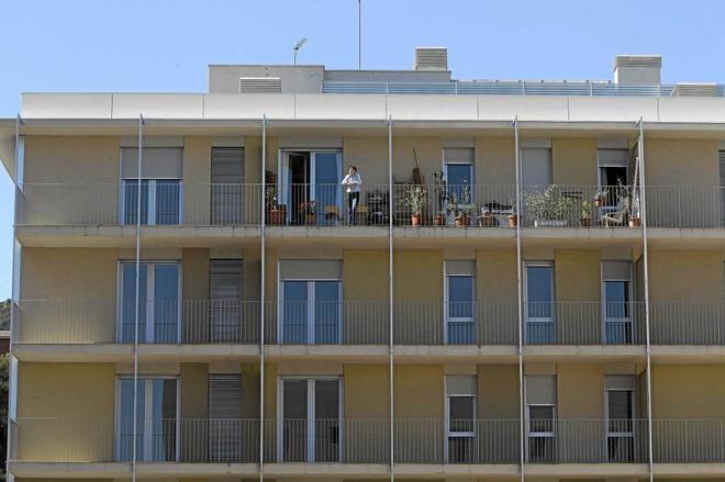 El govern reanuda la construcci n de viviendas de protecci n oficial en barcelona el masnou y - Pis proteccio oficial barcelona ...