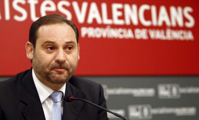 El secretario general del PSPV en la provincia de Valencia, José Luis Ábalos.