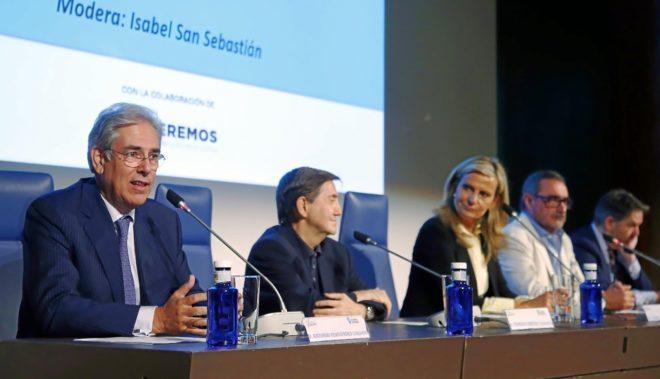 Antonio Fernández-Galiano, Federico Jiménez Losantos, Isabel San...