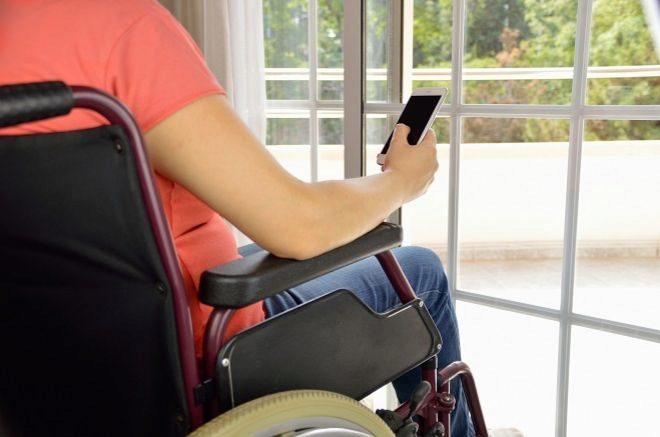 La puede ayudar a tecnología ayuda a derribar barreras. Shutterstock