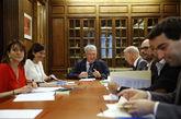 Constitución de la Mesa de la Comisión de investigación sobre la...