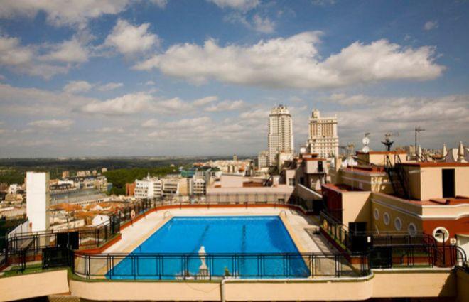 piscinas en el cielo de madrid metropoli el mundo