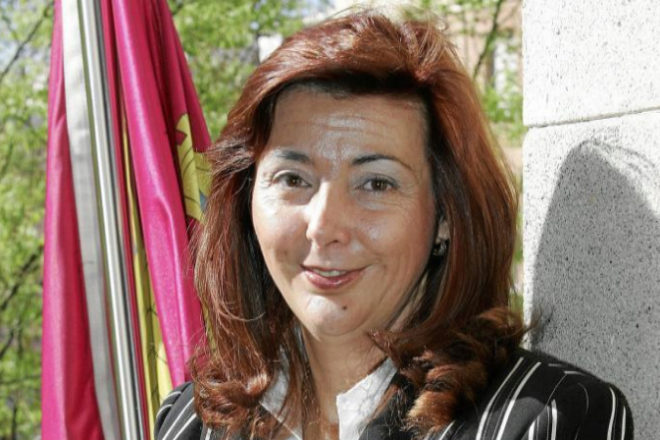 La magistrada Concepción Espejel, en una imagen de 2008.