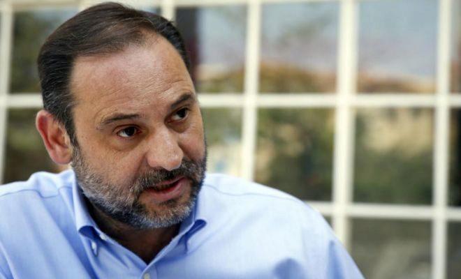 Jose Luis Ábalos, el nuevo portavoz parlamentario del PSOE.