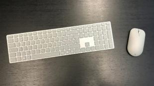 A falta de Surface Studio, al menos puedes comprar su ratón y su teclado