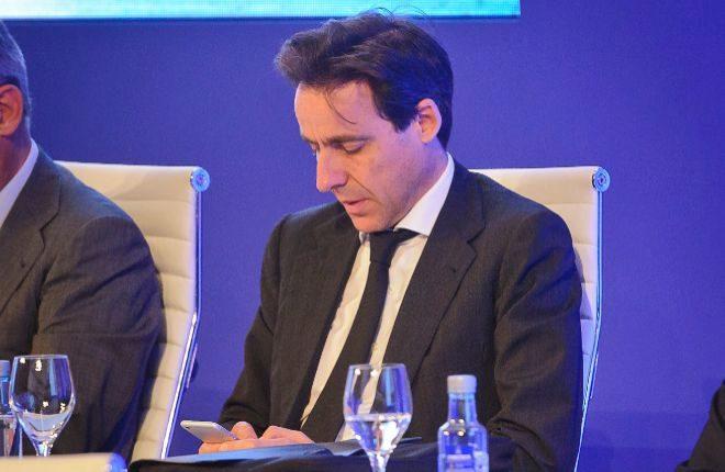 Javier López Madrid, investigado por acosar a la doctora Elisa Pinto.
