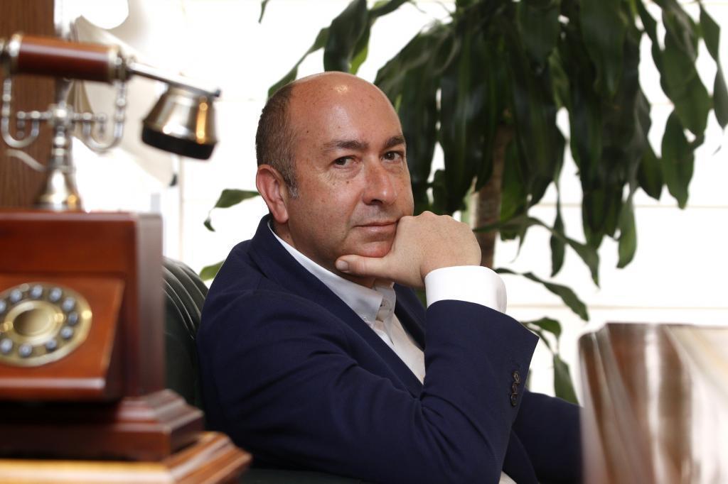 Alejandro Soler, secretario comarcal del PSOE del Baix Vinalopó.