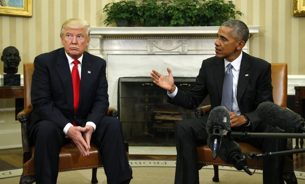 Donald Trump culpa a Barack Obama por no actuar contra el ataque cibernético ruso en 2016