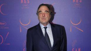 El director estadounidense Oliver Stone, en el Festival de Cine de...