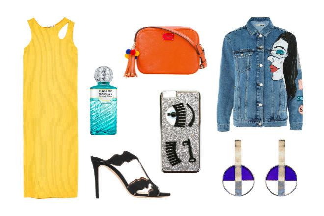 El 'look' del miércoles  vestido amarillo  dc67405c926c
