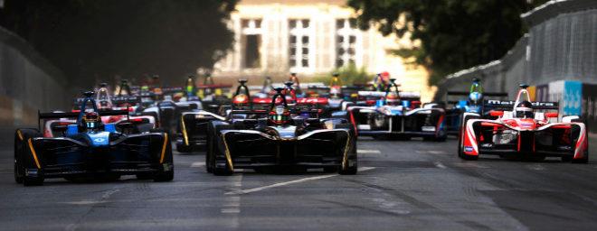 ePrix París Fórmula E