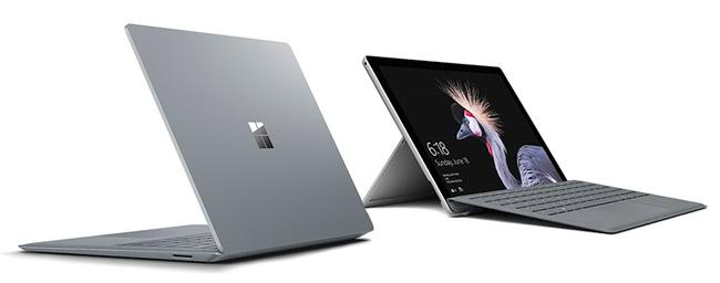 ¿Se parecen demasiado el Surface Pro y el Surface Laptop?