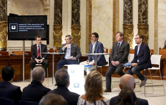 """La herencia de la Capitalidad Donostia 2016: 50 proyectos para impulsar la """"nueva imagen"""" de Euskadi"""