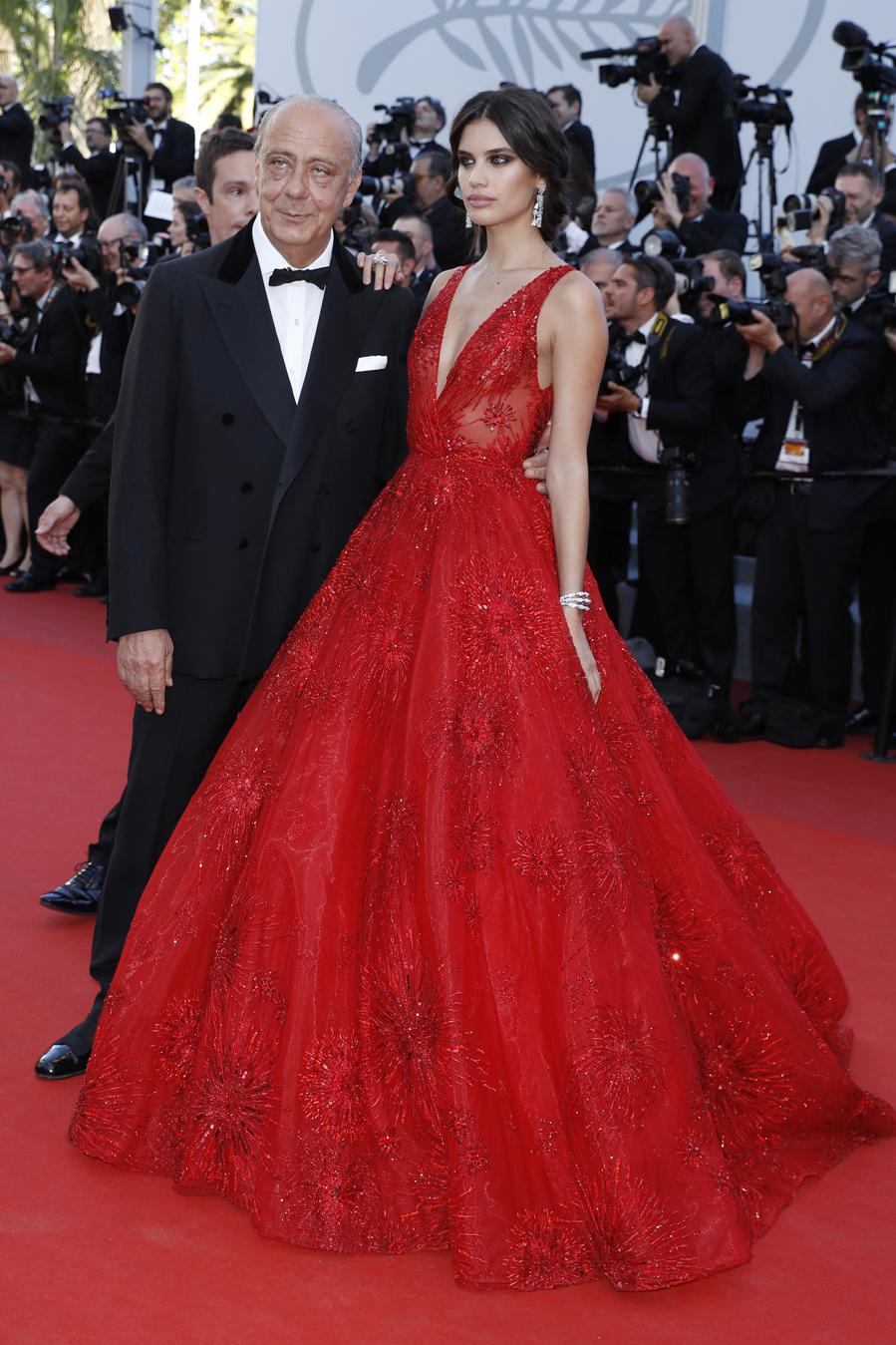 Cannes 2017 Los 20 Mejores Vestidos De Cannes 2017 La