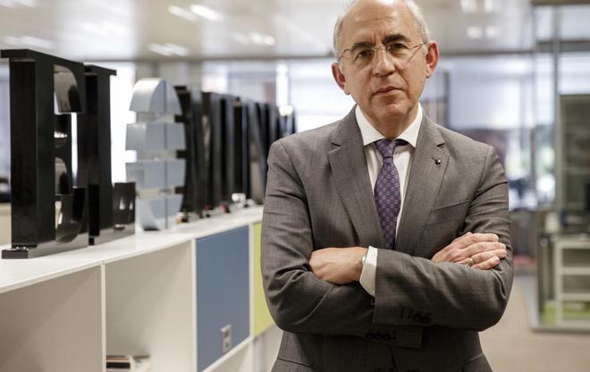 El nuevo director de EL MUNDO, Francisco Rosell.