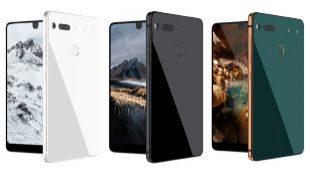 Essential, el nuevo móvil del padre de Android