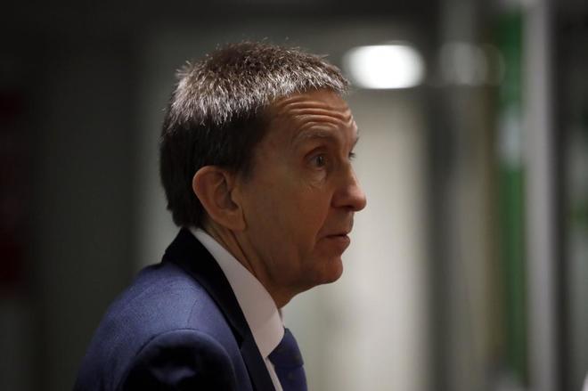 El fiscal jefe Anticorrupción, Manuel Moix, ayer.
