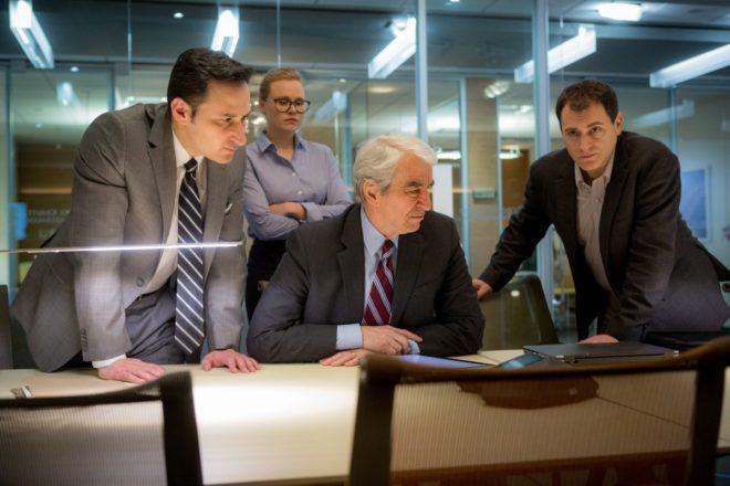 fotograma de la película El caso Sloane