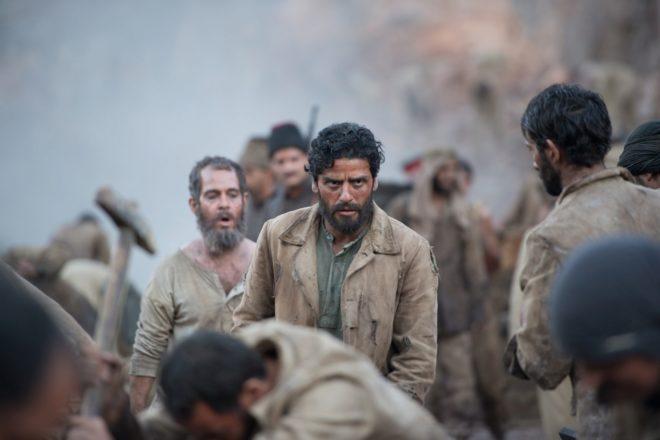 Fotograma de la película La promesa.