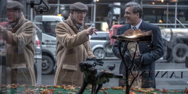 Fotograma de la película Norman, el hombre que lo conseguía todo.