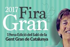 Cartel promocional de la FiraGran 2017.